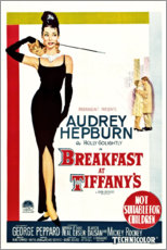 Premium poster Breakfast at Tiffany's