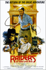 Premium poster Raiders of the Lost Ark