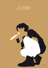 Premium poster No260 MY The Cranberries Minimal Music poster