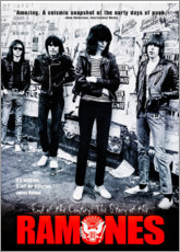 Premium poster Ramones - End of the century