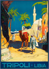 Premium poster  Tripoli, Lybien - Travel Collection