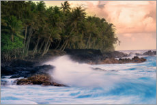 Canvas print  Big Island, Hawaii, USA - Stefan Becker