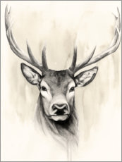 Premium poster  Woodland Animals I - Grace Popp