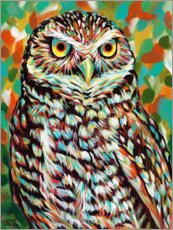 Gallery print  Feather Friends II - Carolee Vitaletti