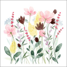 Gallery print  May flowers I - Grace Popp