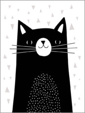Gallery print  Lovable cat - Victoria Borges