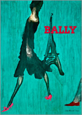 Premium poster Bally - Paris