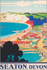 Gallery print  Seaton - Travel Collection