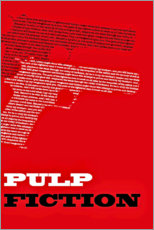 Premium poster Pulp Fiction (English)