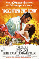 Premium poster Gone With the Wind