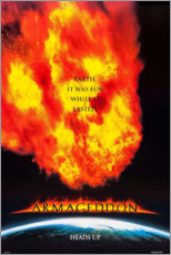Premium poster Armageddon - The Last Judgment