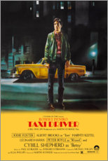 Wall sticker  Taxi Driver - Entertainment Collection