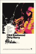 Premium poster  Dirty Harry - Entertainment Collection