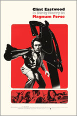 Premium poster  Dirty Harry II ? Calahan - Entertainment Collection