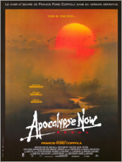 Foam board print  Apocalypse Now - Entertainment Collection