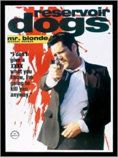 Premium poster Reservoir Dogs  (English)