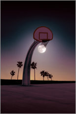 Canvas print  Basketmoon - Jonas Loose