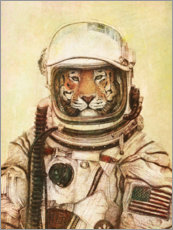 Gallery print  Apollo 18 - Mike Koubou