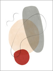 Gallery print  Abstract composition IX - Nouveau Prints
