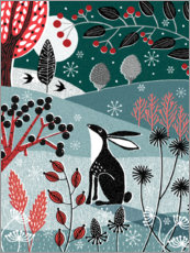 Premium poster  Forest Folklore II - Jo Parry