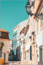 Canvas print  Colorful alleys in Cascais, Portugal - Radu Bercan