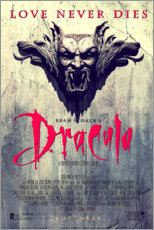 Aluminium print  Bram Stoker's Dracula - Entertainment Collection