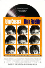 Gallery print  High Fidelity - Entertainment Collection