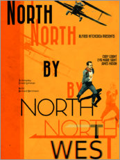 Gallery print  North by Northwest - Entertainment Collection