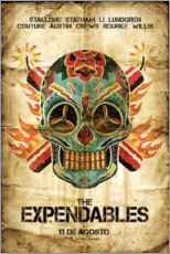 Premium poster The Expendables
