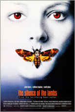 Wall sticker  The Silence of the Lambs - Entertainment Collection