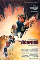 Premium poster  The Goonies - Entertainment Collection