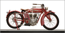 Premium poster Indian 7hp Powerplus