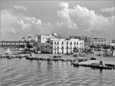 Canvas print  Havana in the 30s