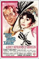 Premium poster My Fair Lady