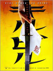 Gallery print  Kill Bill, Vol. 1 - Entertainment Collection