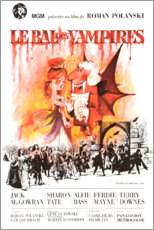 Premium poster The Fearless Vampire Killers