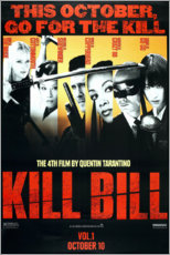Premium poster Kill Bill – Volume 1