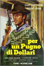 Premium poster  A fistfull of Dollars - Entertainment Collection