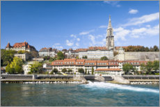 Gallery print  Historic old town of Bern - Jan Christopher Becke