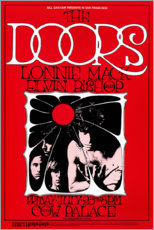 Canvas print  The Doors - Entertainment Collection