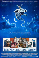 Canvas print  The Neverending Story - Entertainment Collection