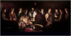 Canvas print  The Last Supper - Andrew White
