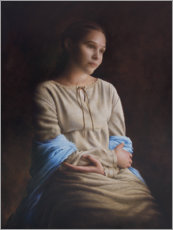 Premium poster  Mother Mary - Andrew White