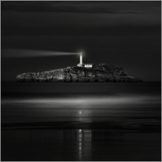 Acrylic print  The light that leads us - Marco Antonio Cobo