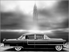 Acrylic print  Old classic - Larry Butterworth