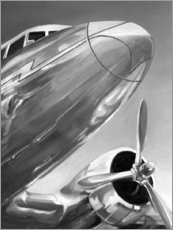 Premium poster  Aviation Icon I - Ethan Harper