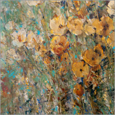 Gallery print  Amber Poppy - Tim O'Toole
