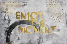 Wall sticker  Enjoy The Moment II - Andrea Haase
