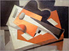 Wall Stickers  The guitar - Juan Gris