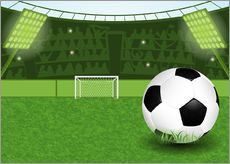 Wall sticker Soccer 21